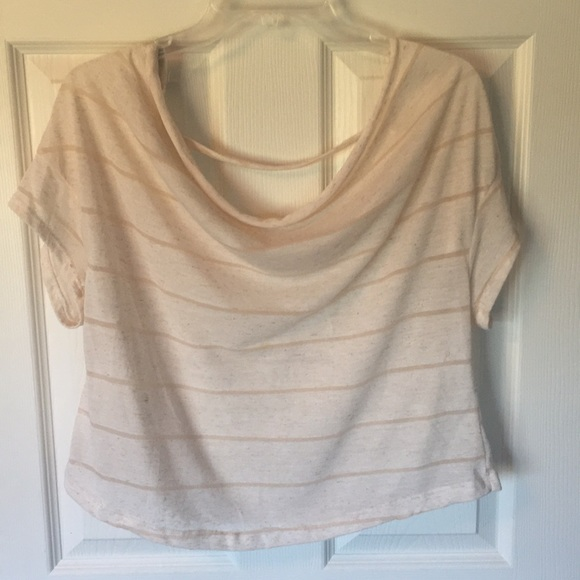Wet Seal Tops - Wet Seal Cropped Top